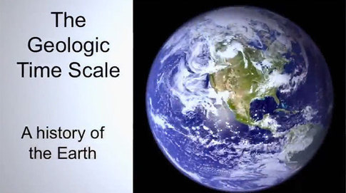 Teaching Geological Time Eras To Students With Help From This Video