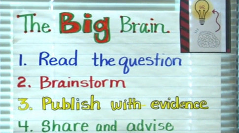 The Big Brain: A Cooperative Learning Protocol