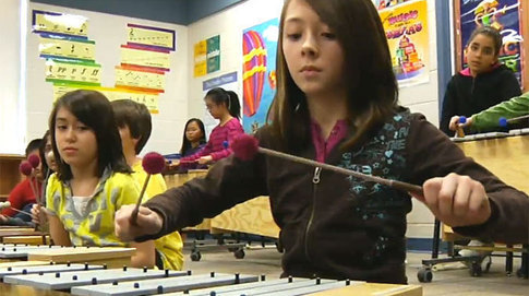 Moving to the Beat: Many Ways to Teach Rhythm