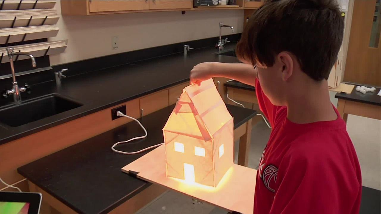 STEM Lesson Ideas: Heat Loss Project