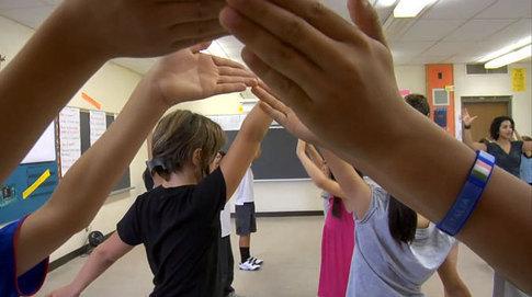 Exploring Symmetry Through Dance