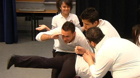 Learning Language Through Drama