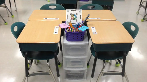 Seating Arrangements with Work Stations