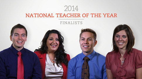 Teacher Of The Year 2014: 2014 National Teacher of the Year Finalists,