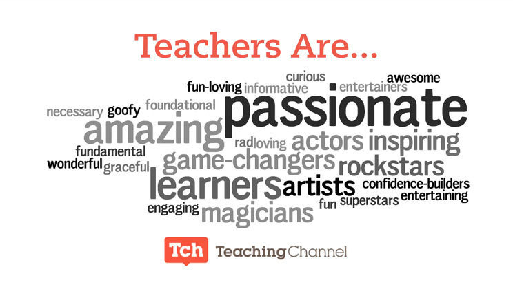 teacher as a change agent and nation builder
